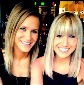 Blondie with Bangs