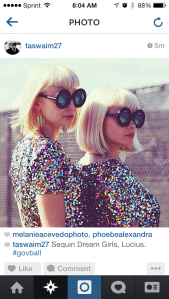 My Inspiration for the cut!! Thanks Gov Ball and taswaim27.. now i need a glittery top